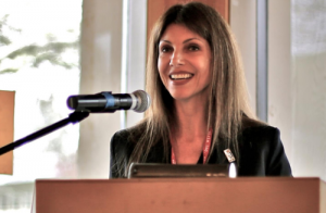Malissa Feruzzi Shriver-Womens Power Strategy Conference 2012
