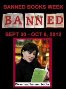 Divas read banned books